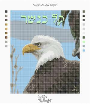 Needlepoint: Light As An Eagle