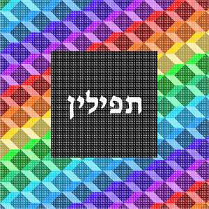 An unusual optical illusion of three-dimensional stacked boxes in a rainbow of dazzling color. Tefillin are gifted to a Jewish boy upon his bar mitzvah when he turns thirteen. He is taught how to perfom this holy Mitzvah properly before his birthday.You stitch the front. After it is completely stitched, it is sent to a professional finisher who adds a lining, back, and matching zipper.