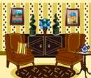 Needlepoint: Living Room