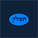 Tefillin Oval Dove Blue