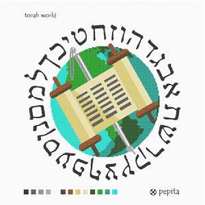 Needlepoint: Torah World