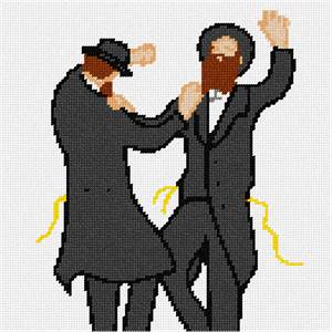 Hasidic Dancing additional image #1